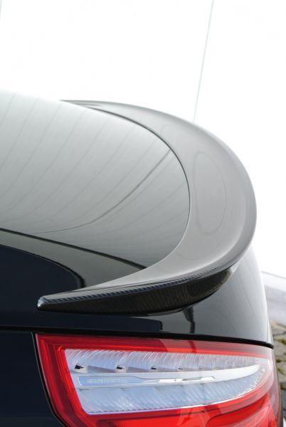 Carbon Kofferraum-Spoilerlippe SL-Klasse R230