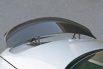 Carbon Kofferraumspoiler mit Abrisskante SLS AMG