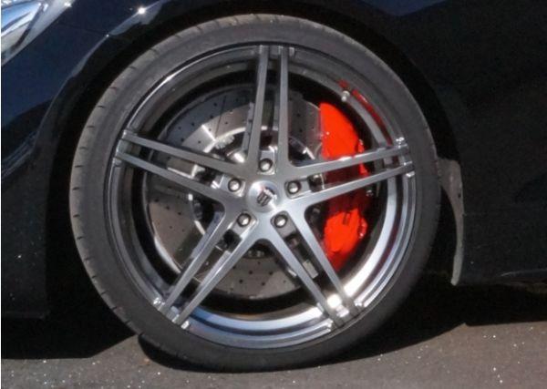 Hochleistungsbremsbeläge AMG-GT Vorderachse
