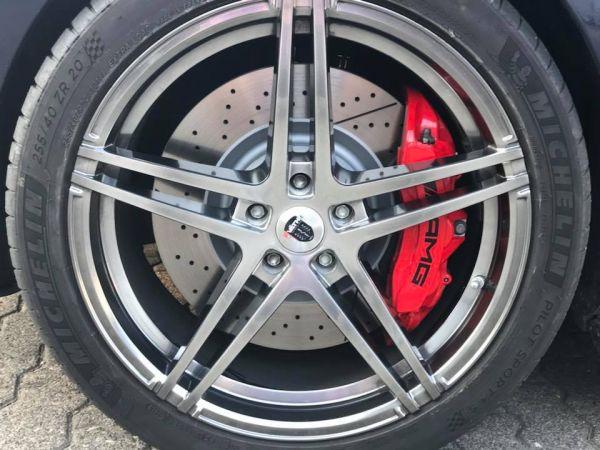 Hochleistungsbremsanlage, Sport-Bremsanlage E-Klasse W213