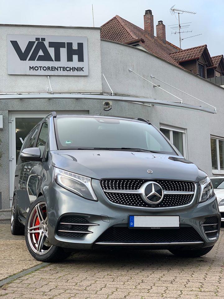 Mercedes V-Klasse 300d 4matic Facelift