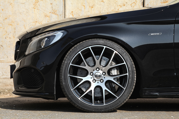 C 450 AMG 4MATIC MIT TUNING-KIT V 45