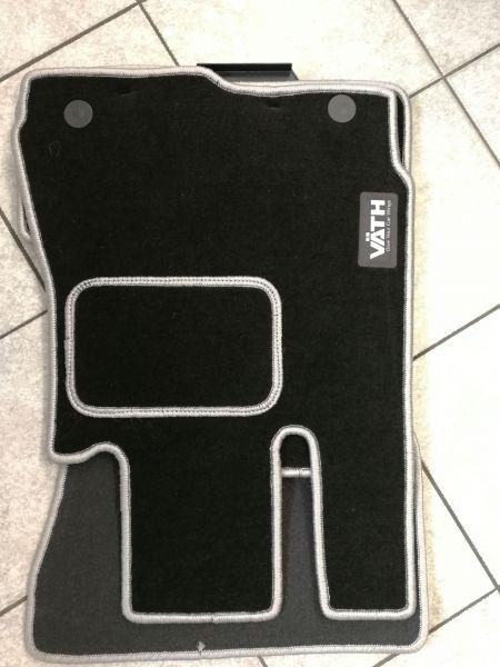 Fußmatten S-Klasse W221